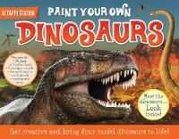 Paint Your Own Dinosaurs - Activity Station Gift Boxes