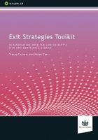 Exit Strategies Toolkit: Law Society's Risk and Compliance Service