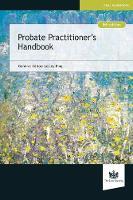 Probate Practitioner's Handbook