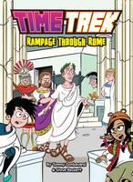 Rampage Through Rome - Time Trek (Paperback)