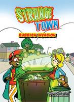 Rubbish Invasion - Strange Town (Paperback)