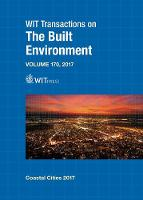 Coastal Cities and Their Sustainable Future: No. 2 - WIT Transactions on the Built Environment 170 (Hardback)