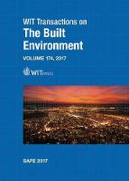 Safety and Security Engineering VII - WIT Transactions on The Built Environment 174 (Hardback)