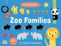 Happy Baby - Zoo Families - Happy Baby (Hardback)