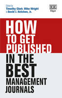 How to Get Published in the Best Management Journals (Hardback)