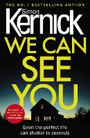 We Can See You: They know everything about you... (Paperback)