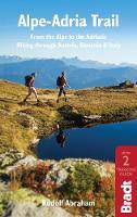 Alpe-Adria Trail - Bradt Travel Guides (Paperback)