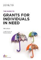 The Guide to Grants for Individuals in Need 2018/19 (Paperback)