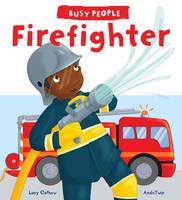 Firefighter (Busy People) (Hardback)
