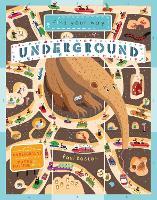Find Your Way Underground - Find Your Way (Hardback)