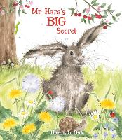 Mr Hare's Big Secret (Paperback)