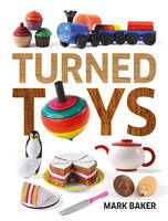 Turned Toys (Paperback)