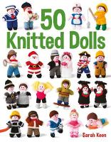 50 Knitted Dolls (Paperback)