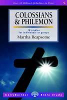 Colossians & Philemon - LifeBuilder Bible Study (Paperback)