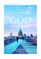 Encounter with God 2018: January-March 2018 (Paperback)