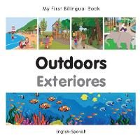 My First Bilingual Book - Outdoors - Polish-english - My First Bilingual Book (Board book)