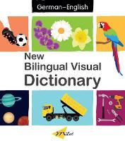 New Bilingual Visual Dictionary English-german (Hardback)