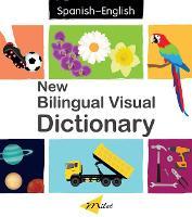 New Bilingual Visual Dictionary English-spanish (Hardback)