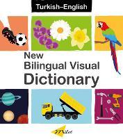 New Bilingual Visual Dictionary English-turkish (Hardback)