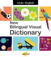 New Bilingual Visual Dictionary English-urdu (Hardback)