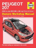 Peugeot 207 Petrol & Diesel Service And Repair Man: 06-09 (Paperback)