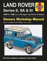 Land Rover Series II, IIa & III Petrol & Diesel Se: 58-85 (Paperback)