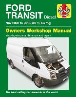 Ford Transit Diesel Service And Repair Manual: 06-13 (Paperback)