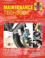 Motorcycle Maintenance Techbook (Paperback)