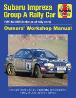 Subaru Impreza Wrc Rally Car Owners' Workshop Manu