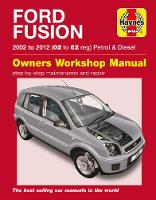 Ford Fusion (Paperback)