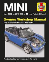Mini Petrol & Diesel (Nov 06 -13) 56 to 13: 2006-2013 (Paperback)
