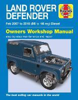 Land Rover Defender Diesel (Feb '07-'16) 56 to 16 (Paperback)