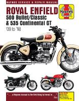 Royal Enfield 500 Bullet/Classic & 535 Continental GT (09-18)