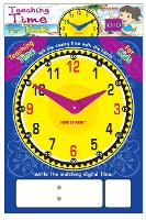 Teaching Time for Kids: Set the time of the clock