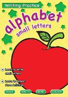 Writing Practice Book Alphabet Small Letters (Paperback)