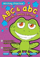 Writing Practice Book ABC & abc Capital and Small Letters (Paperback)