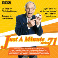 Just a Minute: Series 71: All eight episodes of the 71st radio series (CD-Audio)