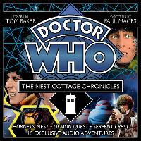 Doctor Who: The Nest Cottage Chronicles: 4th Doctor Audio Originals (CD-Audio)