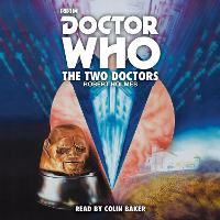 Doctor Who: The Two Doctors: A 6th Doctor novelisation (CD-Audio)