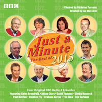 Just a Minute: Best of 2015: BBC Radio Comedy (CD-Audio)