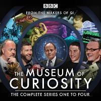 The Museum of Curiosity: Series 1-4: 24 episodes of the popular BBC Radio 4 comedy panel game (CD-Audio)