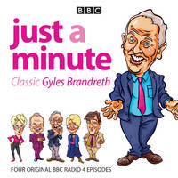Just a Minute: Classic Gyles Brandreth