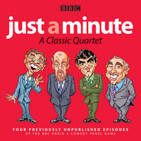 Just a Minute: A Classic Quartet: 4 classic episodes of the Radio 4 comedy panel game (CD-Audio)