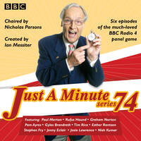 Just a Minute: Series 74: All six episodes of the 74th radio series (CD-Audio)