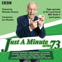 Just a Minute: Series 73: All eight episodes of the 73rd radio series (CD-Audio)