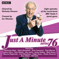 Just a Minute: Series 76: The BBC Radio 4 comedy panel game (CD-Audio)
