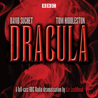 Dracula: Starring David Suchet and Tom Hiddleston (CD-Audio)