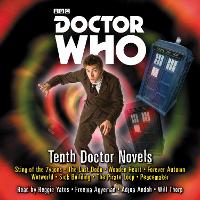 Doctor Who: Tenth Doctor Novels: Eight adventures for the 10th Doctor (CD-Audio)