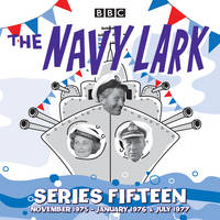 The Navy Lark: Series 15: The classic BBC Radio sitcom (CD-Audio)