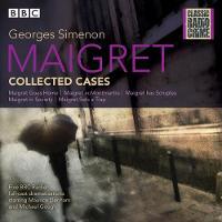 Maigret: Collected Cases: Classic Radio Crime (CD-Audio)